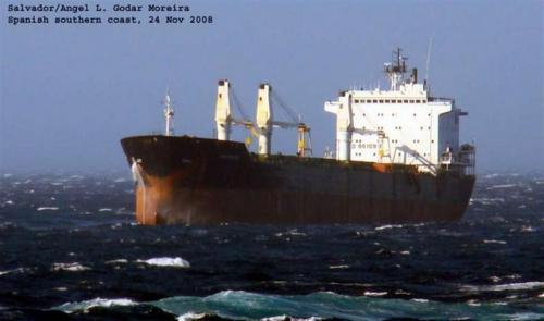 Marabou gibraltar nov 2008